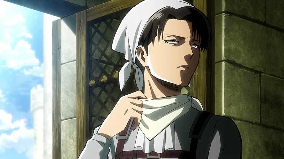 Image result for Cleaning Levi