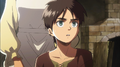 Eren watches his dad leaving