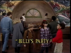 Billy'sPartytitlecard