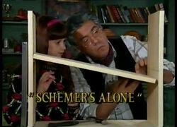 Schemer'sAloneTitleCard