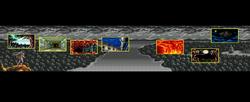 Shinobi III - Return of The Ninja Master All The Rounds Screen