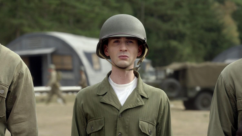 Steve Rogers Captain America First Avenger