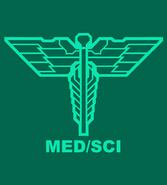 Med-sci logo