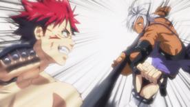 Akira vs. Soma (Preliminaries)