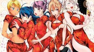 Shokugeki no Souma ED - Ending 2 Full - Sacchan no Sexy Curry