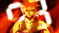 Ryō scores 93 points (anime)