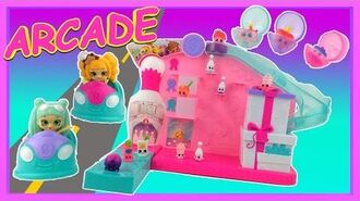 Shopkins Join the Party! Playset - Party Game Arcade Season 7