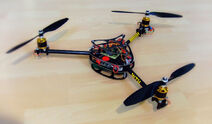 Tricopter dlx detail0
