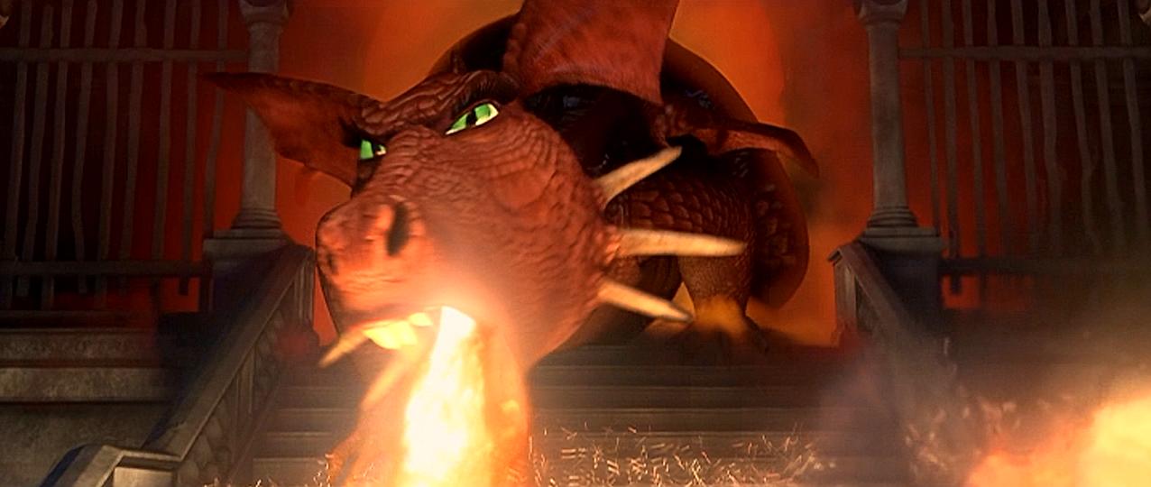 image dragon shrek forever 1png wikishrek fandom