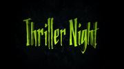 Thriller Night 2011 title card