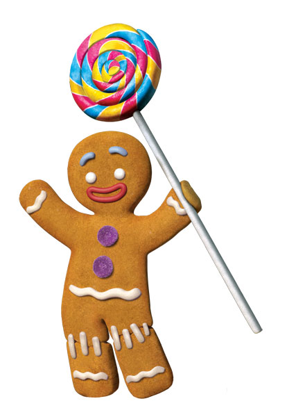 Gingerbread Man House Cartoon Images & Pictures - Becuo