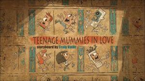 Teenage mummies