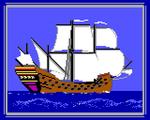 1987 Ship FastGalleon