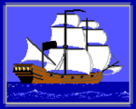 1987 Ship Merchantman