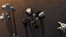 Kunato Squad perform quad-formation