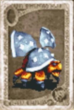 Fire crab