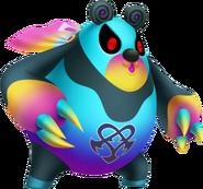 Kooma panda nightmare