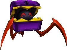 Flame box