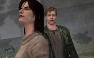 Silent Hill 2 - James Sunderland