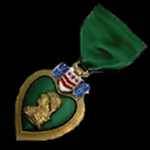 Stolen goods war medal