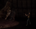 Silent Hill Origins Momma boss fight
