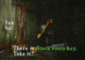 Stack-room