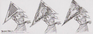 Pyramid head interior