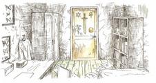 Alessa's Room - Concept Art