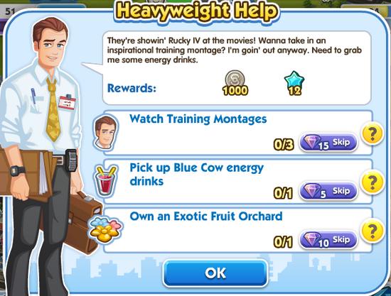 Heavyweight Help