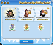 Spy Training Center S0-1