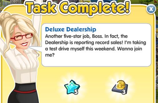Deluxe Dealership - Complete