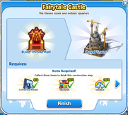 Fairytale Castle Stage 3