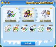 Factory sushi factory upgrade 2 unlock