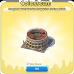 Colosseum Dialog