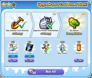 Coal Power Plant - 3 Star - Collectibles