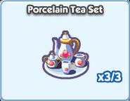 Pocelain Tea Set