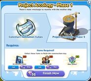 Arcology Phase 1
