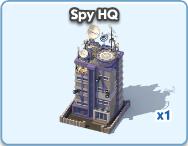 Spy HQ