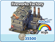 Fireworks factory