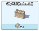 City Wall (horizontal)