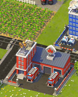Fire Station 1-Star