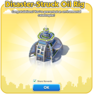 Disaster-Struck Oil Rig Dialog