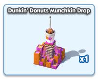 Dunkin' Donuts Munchkin Drop