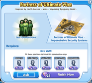 Fortress of Ultimate Woe S1