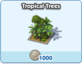 Tropical Trees 3