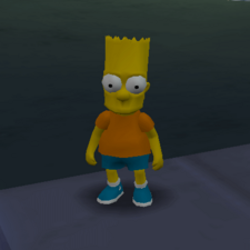 Bart Simpson - Level 6