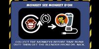 Monkey See Monkey D'oh