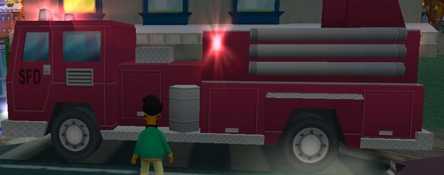 File:Simpsons hit and run fire truck.jpg