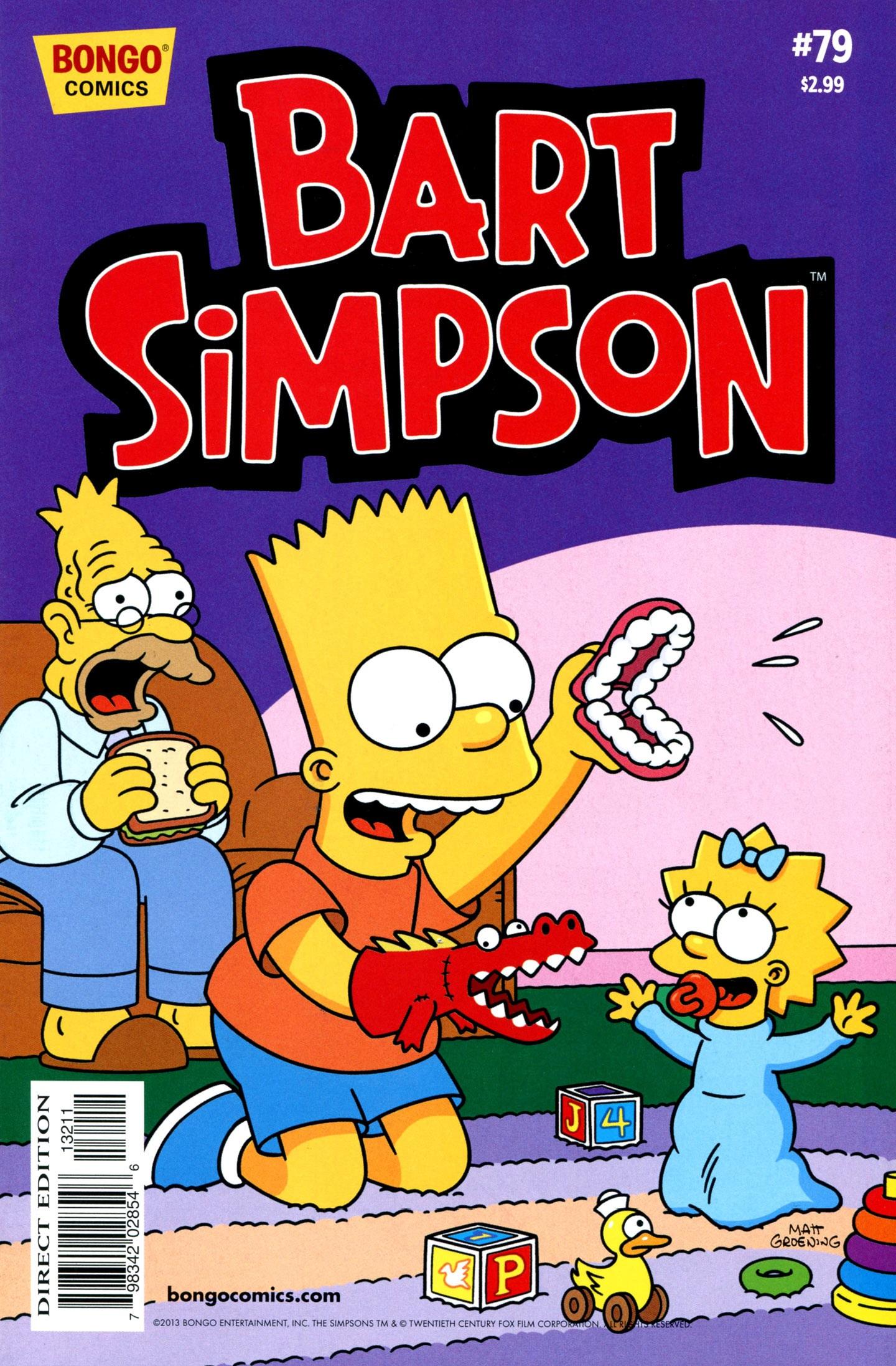 Bart Simpson Comics 79   Simpsons Wiki   Fandom powered by