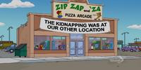 Zip Zap and 'Za Pizza Arcade